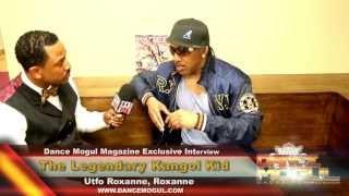 Dance Mogul Magazine Exclusive Interview Kangol Kid UTFO)
