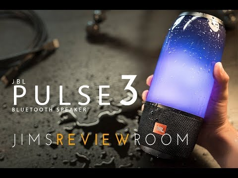 JBL Pulse 3 Bluetooth Speaker - REVIEW