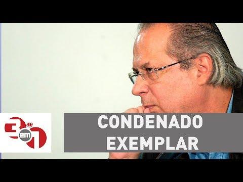 Andreazza: Dirceu Será O Condenado Exemplar Petista