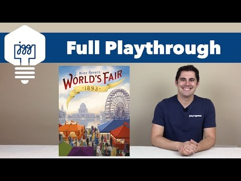 World's Fair 1893 Full Playthrough