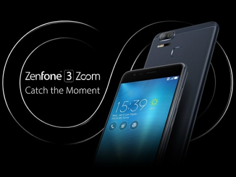 [News] ASUS เปิดราคา Zenfone 3 Zoom จากไต้หวัน พร้อมกล้องคู่ซูมได้ 2.3 เท่าราคา 15,000 บาท