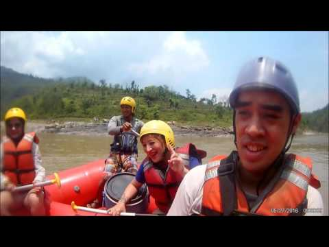 Rafting in Trisuli Nepal