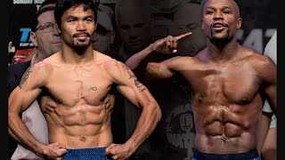 MANNY PACQUIAO VS. FLOYD MAYWEATHER: BOXREC, LAST 16 OPPONENTS COMPARED!