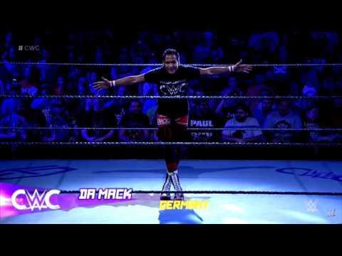 "Da Mack WWE CWC Theme - ""Change My Life"" (WWE Edit)"