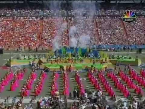 Enrique Ft Ciara Takin' Back My love (Live NFL Pro Bowl)