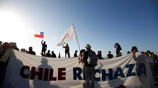 Chileans to vote on changing Pinochet-era constitution