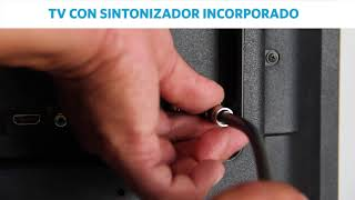 Video TUTORIAL INSTALACIÓN DE ANTENA DE TELEVISIÓN DIGITAL ABIERTA download MP3, 3GP, MP4, WEBM, AVI, FLV Juni 2018