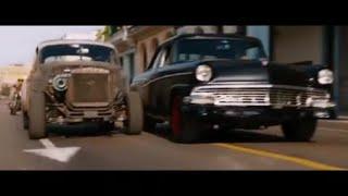 Mustang | Sidhu Moose Wala | Fast and Furious 8 | Racing Scene