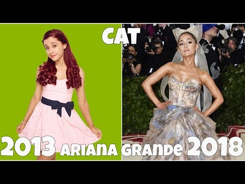 Sam and Cat Before and After 2018