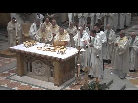 Funeral Mass for The Most Reverend Anthony G. Bosco, DD, JCL