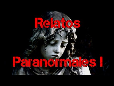 Relatos: Experiencias Paranormales (Podcast)