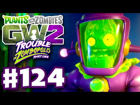 Plants vs. Zombies: Garden Warfare 2 - Gameplay Part 124 - Toxic Brainz! (PC)
