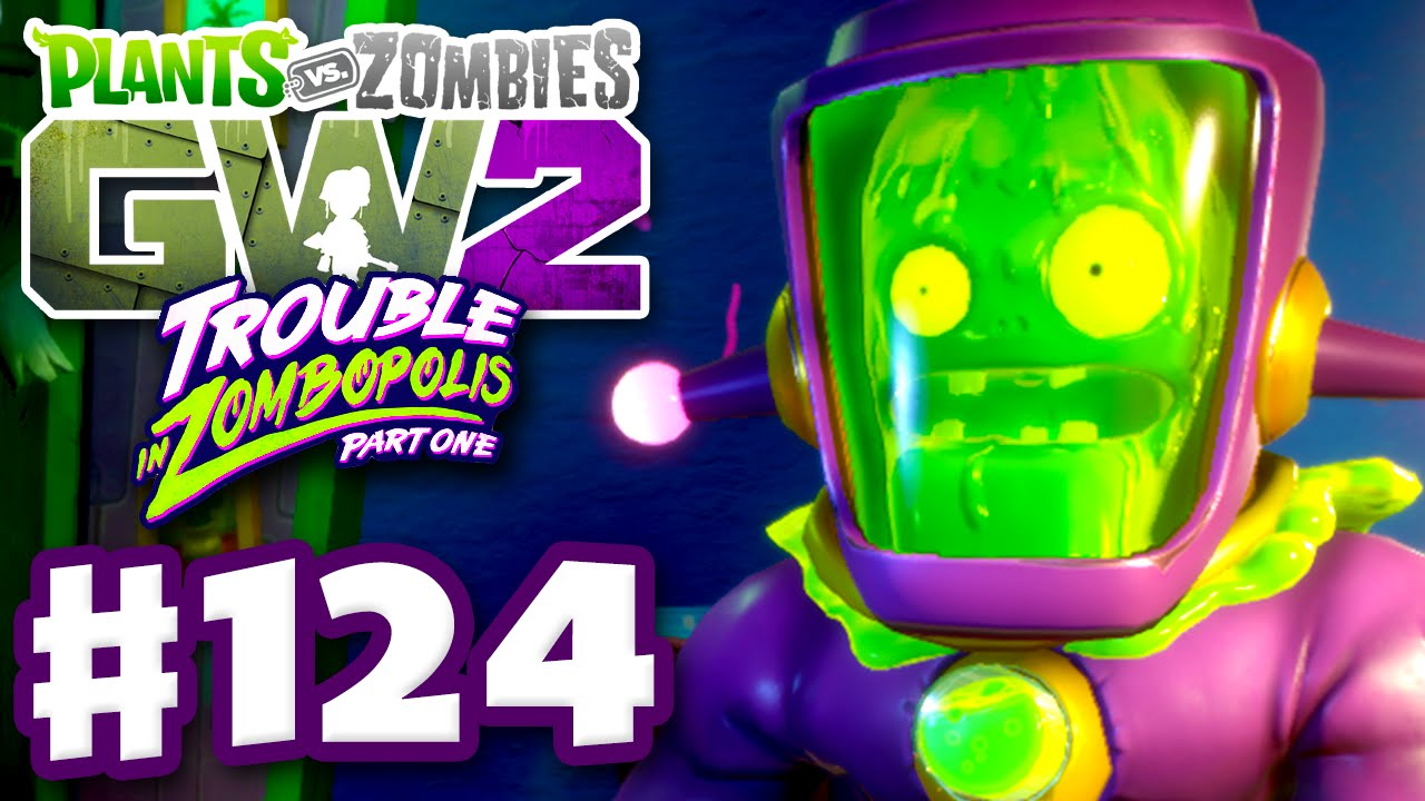 Plants Vs Zombies Garden Warfare 2 Gameplay Part 124 Toxic Brainz Pc Youtube