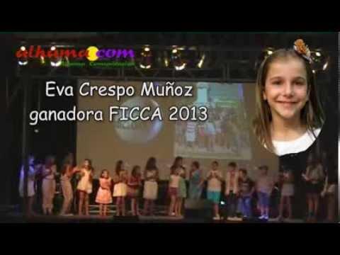 Eva Crespo Muñoz gana el FICCA 2013