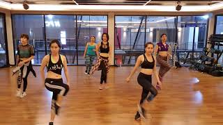 Download lagu On the Floor - Jennifer Lopez | zumba | dance with Ann | Ann Piraya