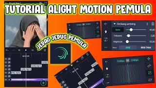 Tutorial Alight Motion for Beginners Jedag Jedug So easy !! - Alight Motion screenshot 4