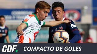 Cobresal 3 - 1 Universidad de Chile | Copa Chile MTS 2019 | Cuartos de Final Ida | CDF