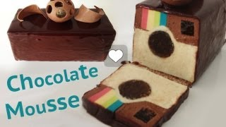 Instagram DESSERT chocolate mousse recipe cake HOW TO COOK THAT Ann Reardon thumbnail