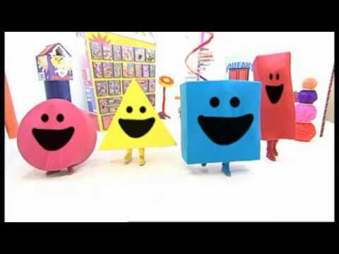 Mister Maker I Shapes Dance Elephant Youtube