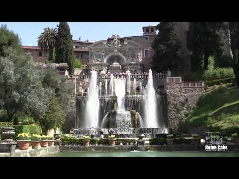 Grand Tivoli Tour (Villa d'Este and Hadrian's Villa) with StefanoRomeTours.com