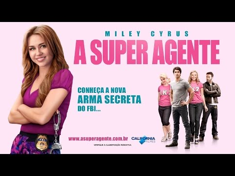 A Super Agente   Dublado