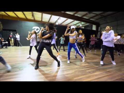 Partynextdoor - Her way / CJ Salvador Choreography / I AM PHRESH