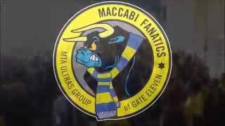Maccabi Fanatics Corteo - Porto Away | צעדת אוהדים פורטו חוץ