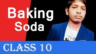 Baking Soda Class 10 By Nitish