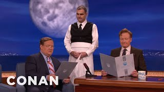 The Waiter Who Doesn't Write Anything Down  - CONAN on TBS