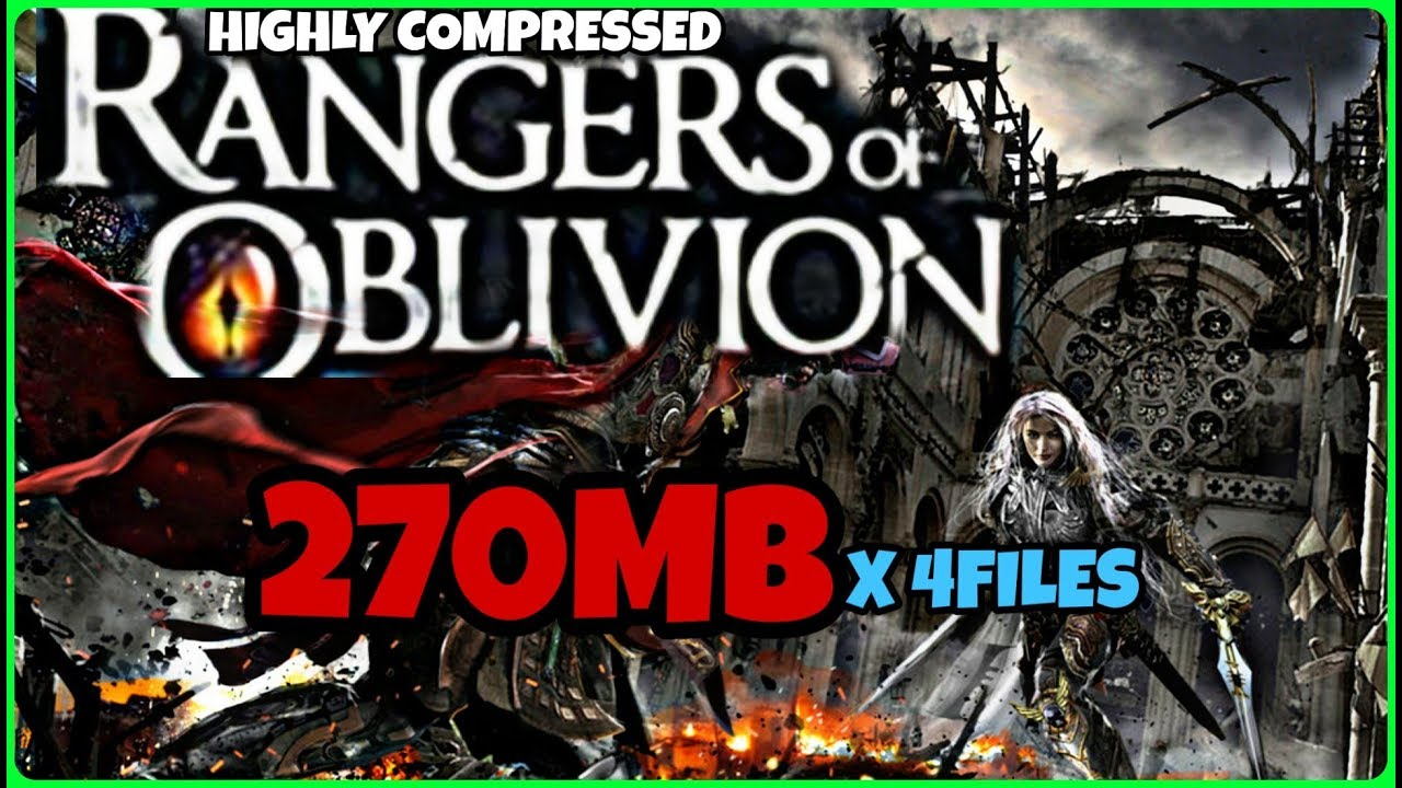 rangers of oblivion apk and obb