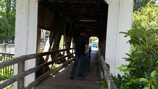 Centennial Covered Bridge, Cottage Grove, Oregon