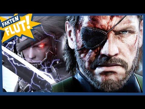 Metal Gear Solid - Alles was du wissen musst! | Faktenflut