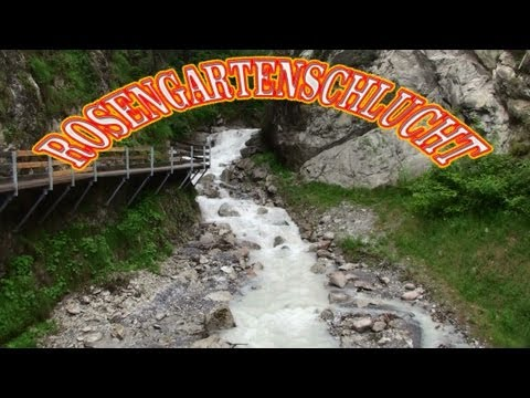 Rosengartenschlucht yt:quality=high HD video