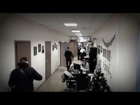 Работа офиса агентства недвижимости Московско-Парижского банка