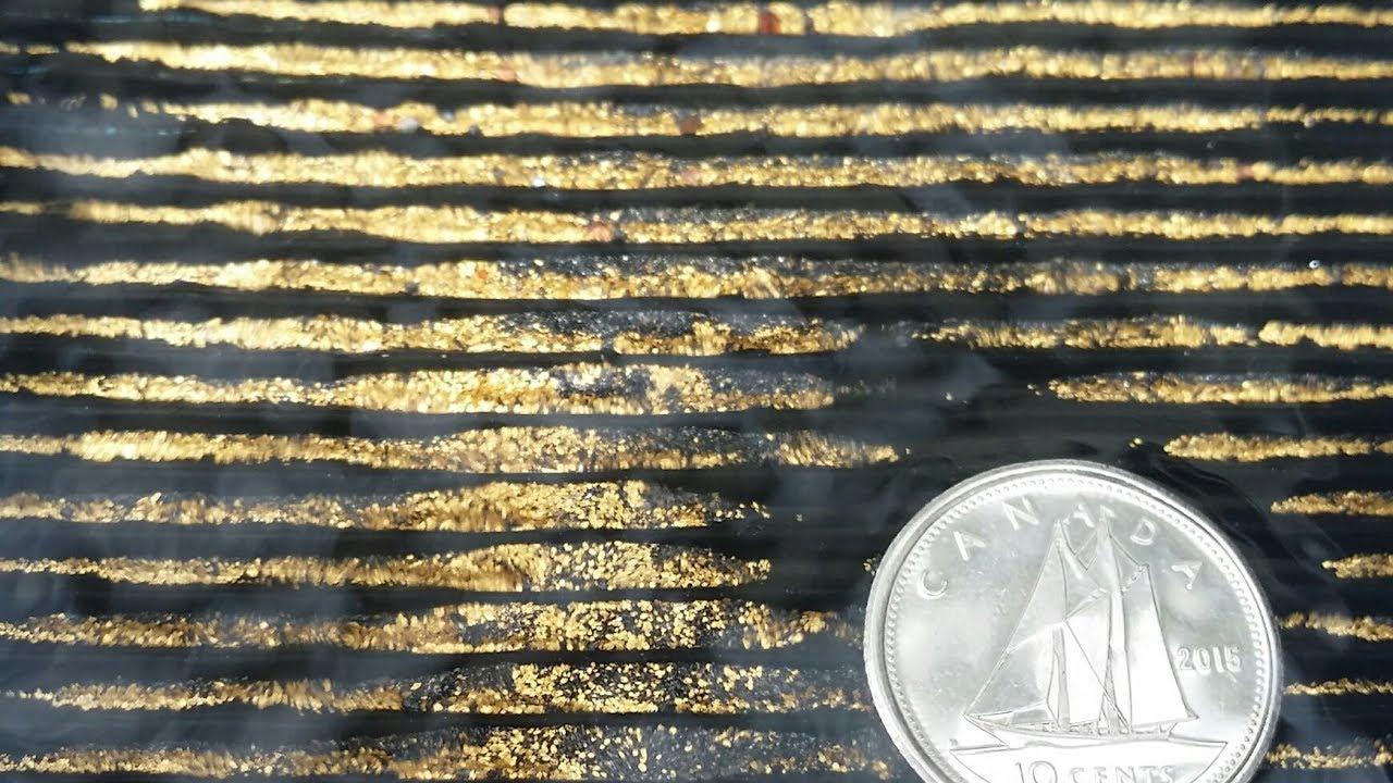 Gold Prospecting on the North Saskatchewan River.