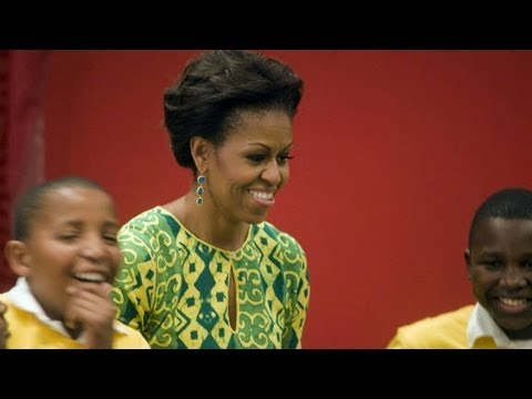Michelle Obama: I'm no angry black woman
