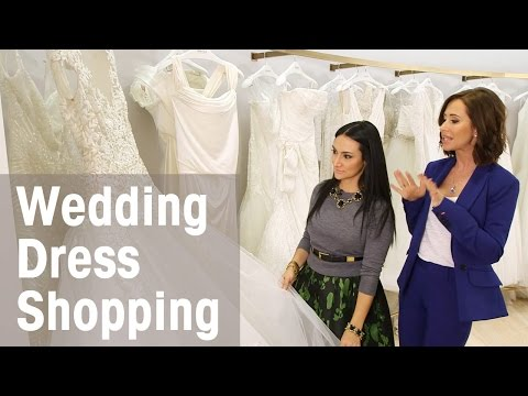 Wedding Dress Shopping: Finding The Perfect Gown | CBC Life