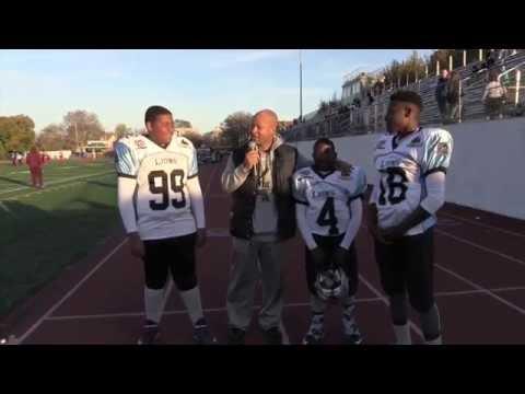 Nifty Lions vs Bronx Nittany Lions   Championship  2015