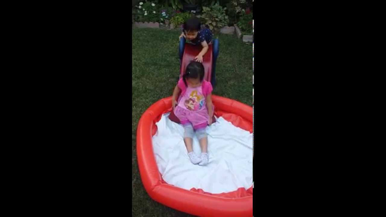 db7d70c95e7 Little Tikes Easy Store Jr. Play Slide - YouTube