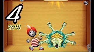 New. Kick the Buddy  Gameplay. 2018| Walkthrough Part 4 - Unlock All Paid Stuff Power Of Gods  (iOS)