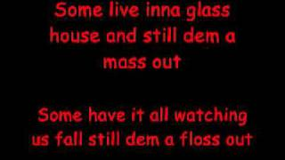Jah Cure -  My Life (Lyrics)