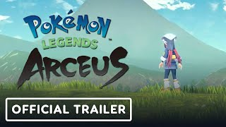 Pokemon Legends Arceus - Official Trailer