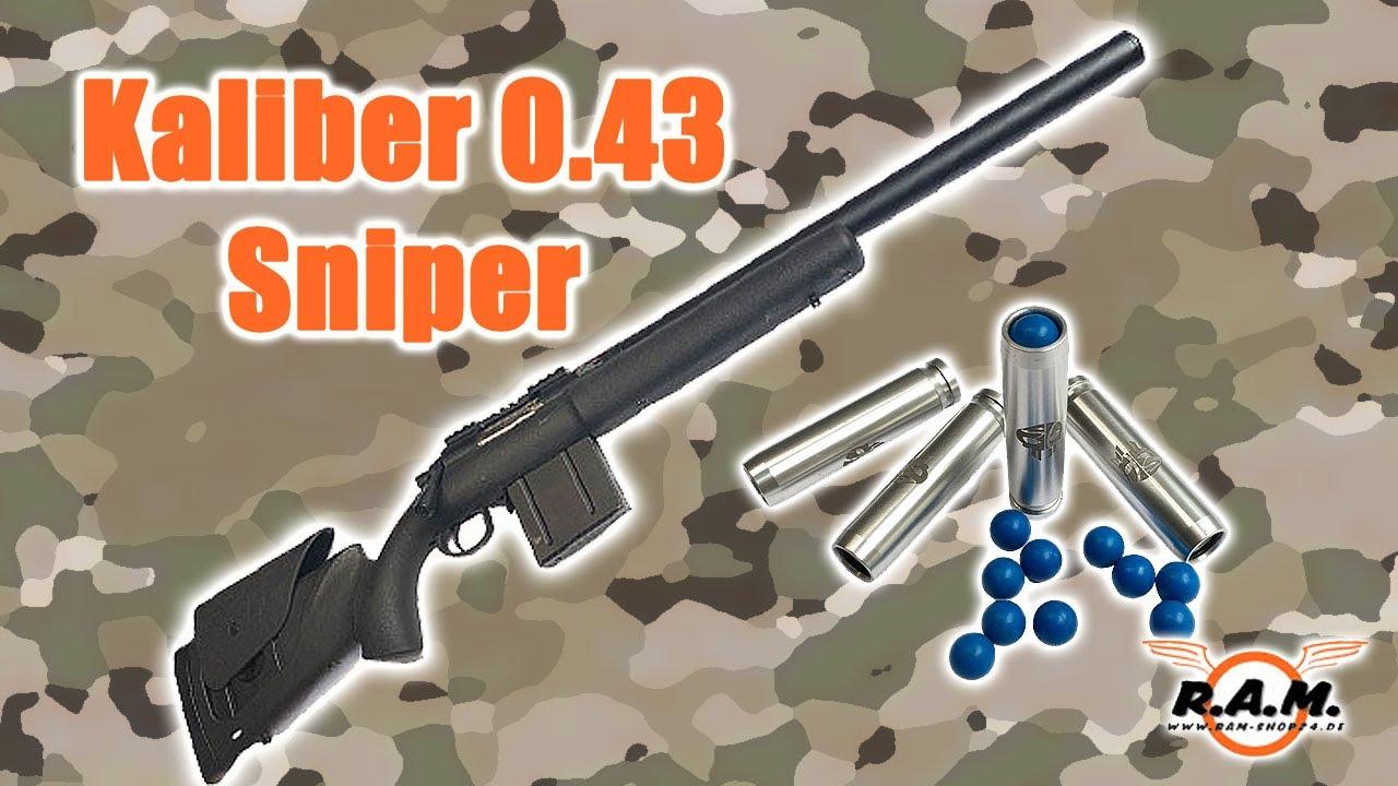 Scharfschützengewehr M40 cal. 0.43 RAR 2.0 **NEUHEIT**