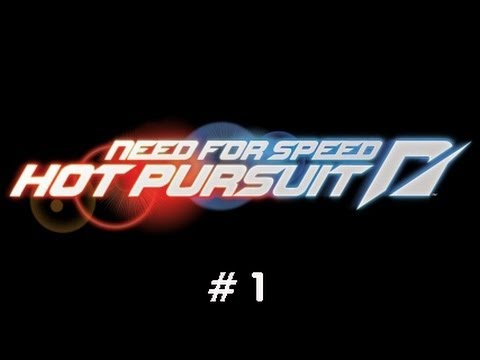 Need for Speed Hot Pursuit Walkthough Part 1 HD