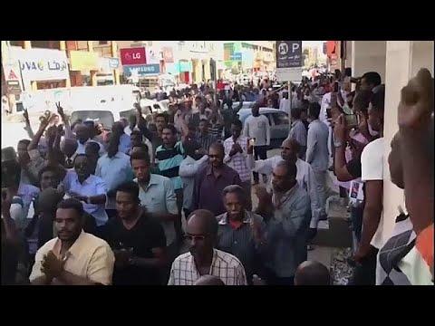 احتجاجات -ضد الفقر وضد الجوع- في السودان  - نشر قبل 2 ساعة