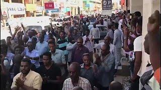 """احتجاجات """"ضد الفقر وضد الجوع"""" في السودان"""