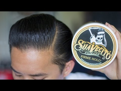 Suavecito Firme Hold Review -- Pomade for the Common Man from YouTube · Duration:  12 minutes 7 seconds