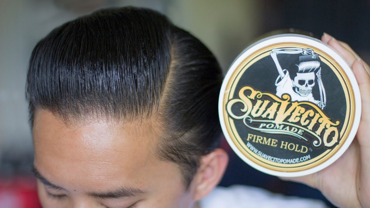 suavecito firme hold review -- pomade for the common man