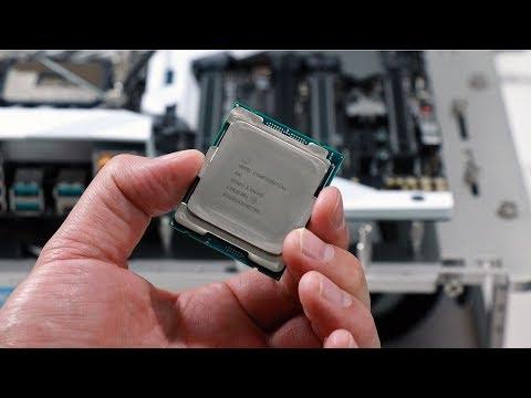 Intel Skylake-X Core i9-7900X Preview With OVERCLOCKING - HotHardware