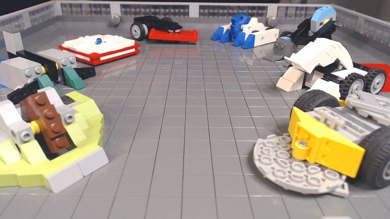 Download Lego Battlebots Season 4 Episode 1
